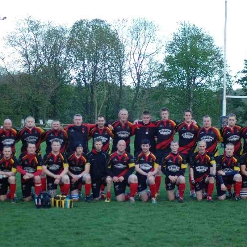 Cup Final v Hartlepool BBOB by LWB Photography