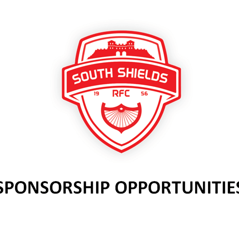 South Shields RFC Sponsorship Packages