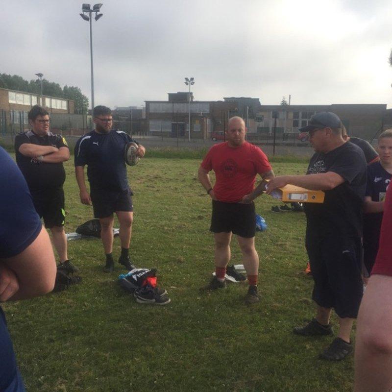 Gavin van der Merwe: About the coach