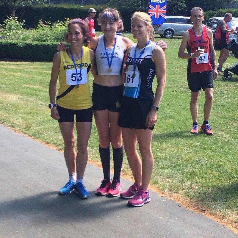 5km Road Race Results - July 2 2017