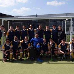 Mens 3rd XI beat Reigate Priory 2 2 - 4