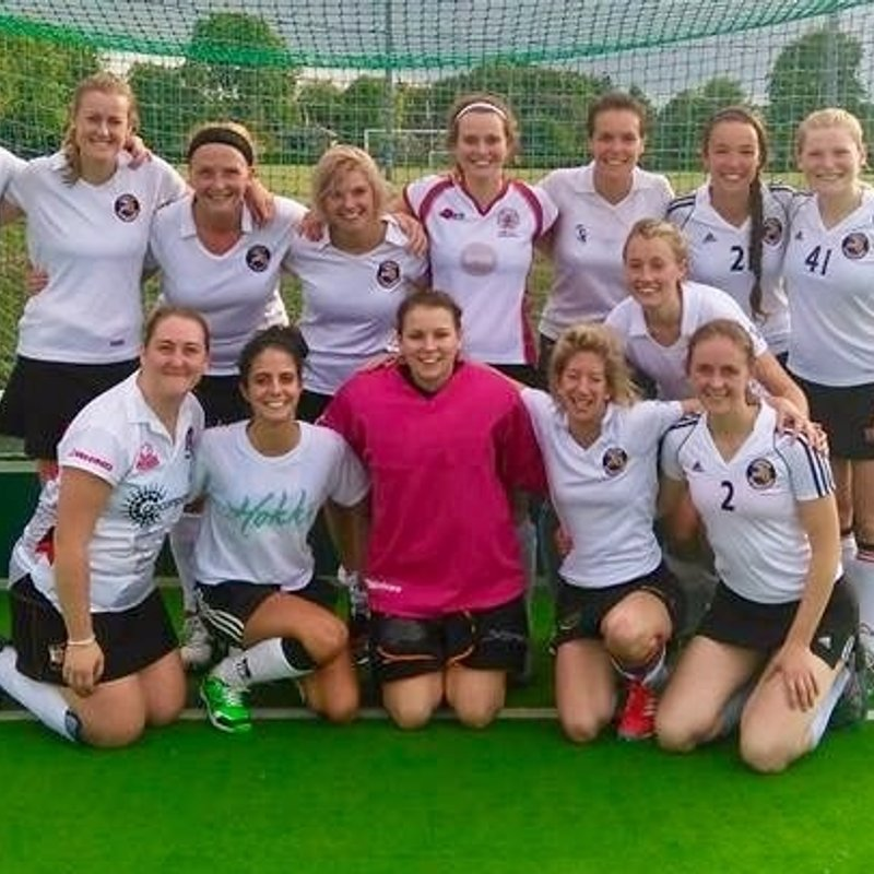 Ladies' 3rd XI lose to Old Kingstonian 2 0 - 4