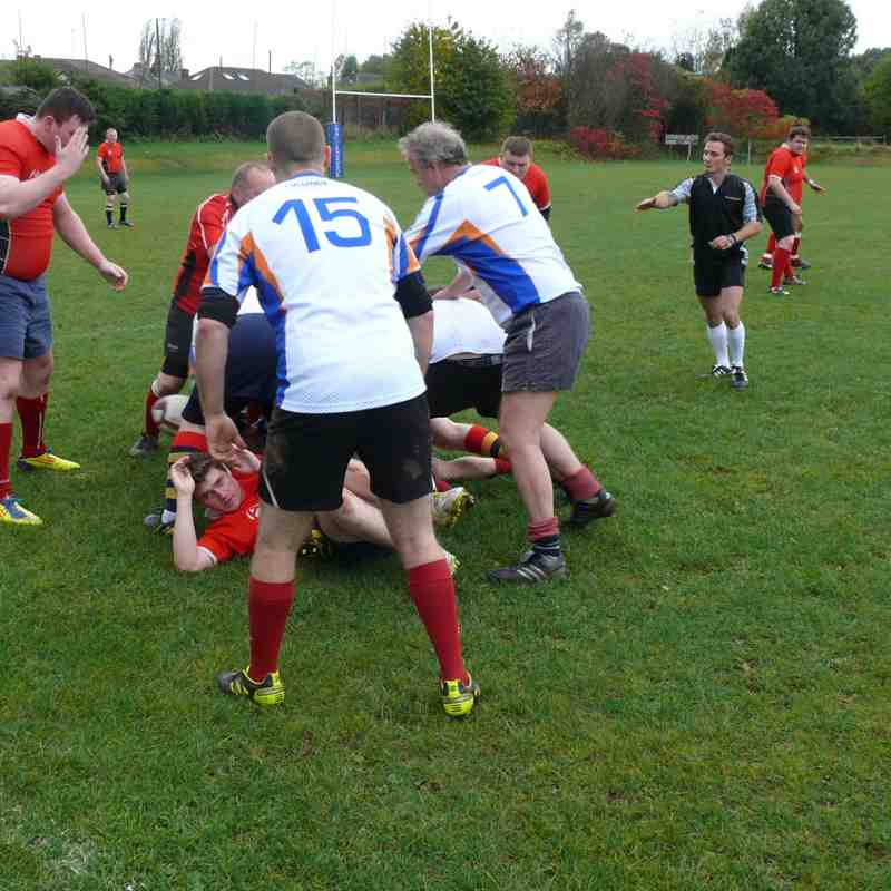 CW Pirates Vs AEI Rugby