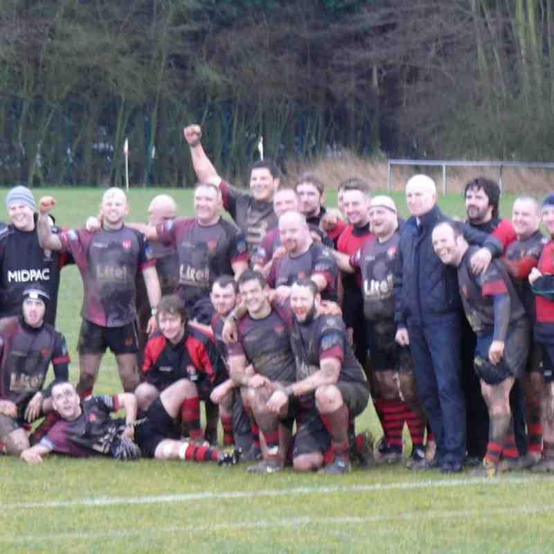 Warwickshire 2nd XV Sheild Final