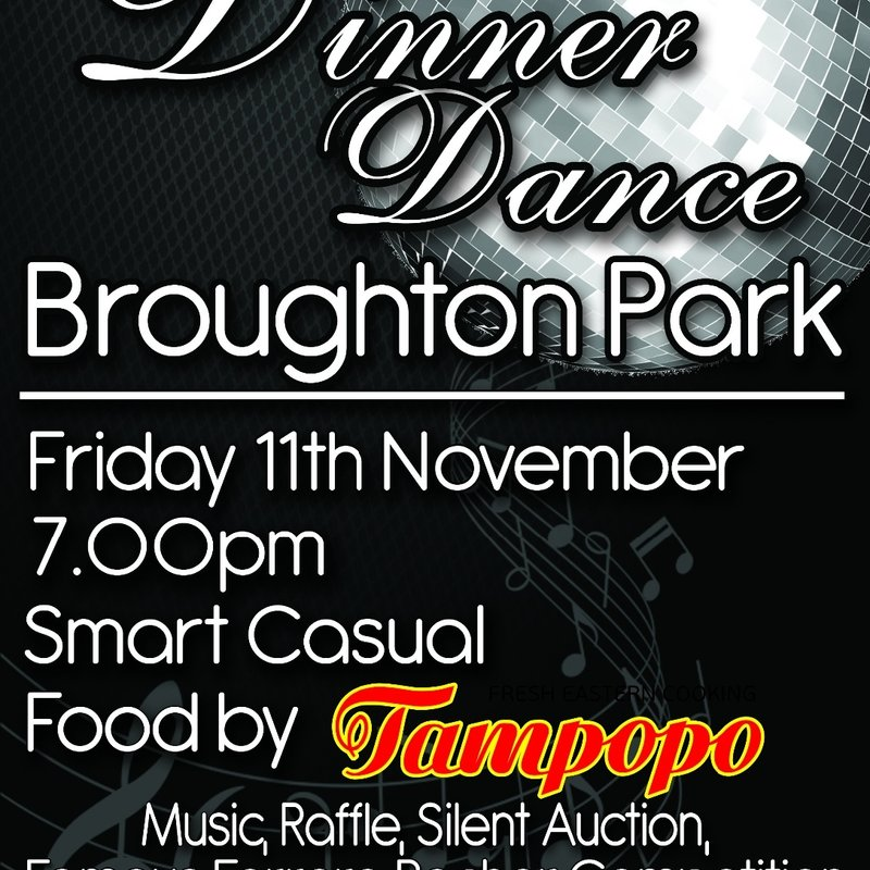 Dinner Dance with Tampopo at Park!