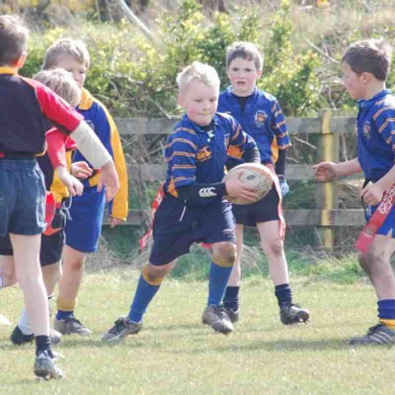 U7s St Agnes - Away - March 20th