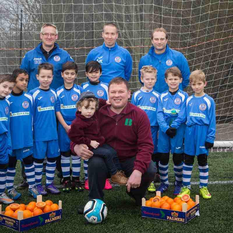 U7 Youth Team