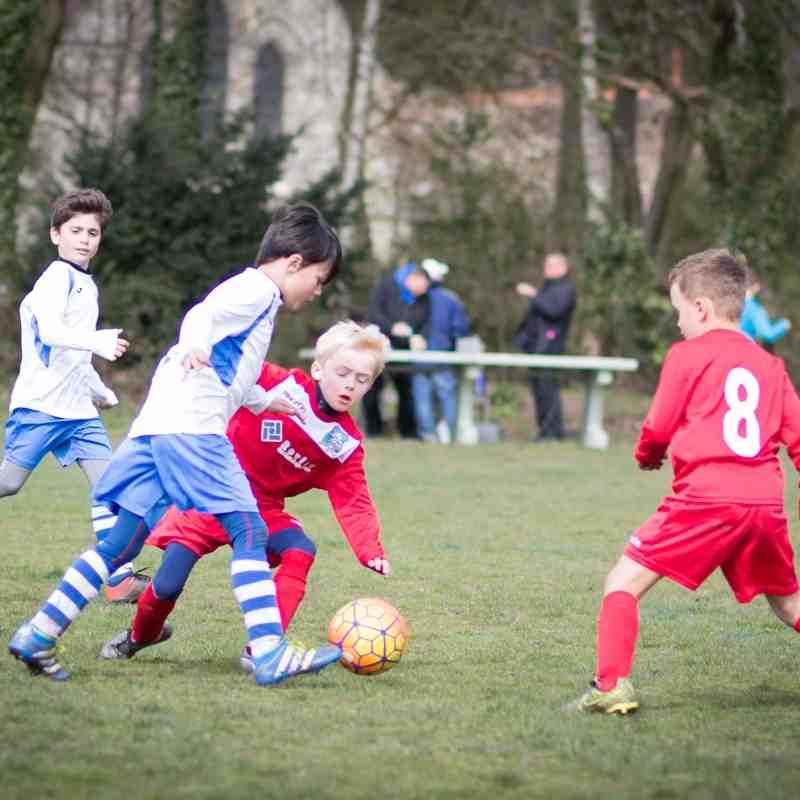 U7 Youth Match day (2015-2016)