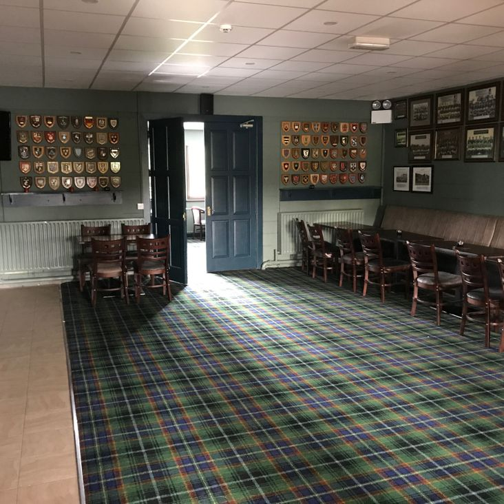 Check out the newly refurbished club house!<