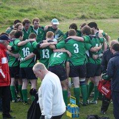 Ballina RFC v. Castlebar 11th October 2009