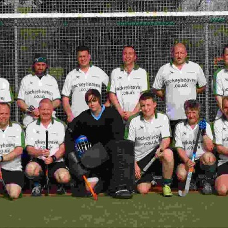 3rd Team beat Brighton and Hove Men's 8s 3 - 1