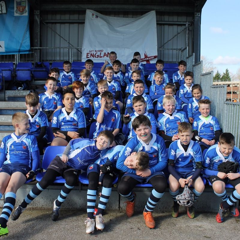 Knutsford Rugby Club vs. Winnington Park RFC