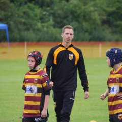 U9 2016 Atherton Dragons v Giants