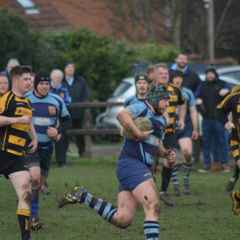 Old Gs fail to see off Lordswood