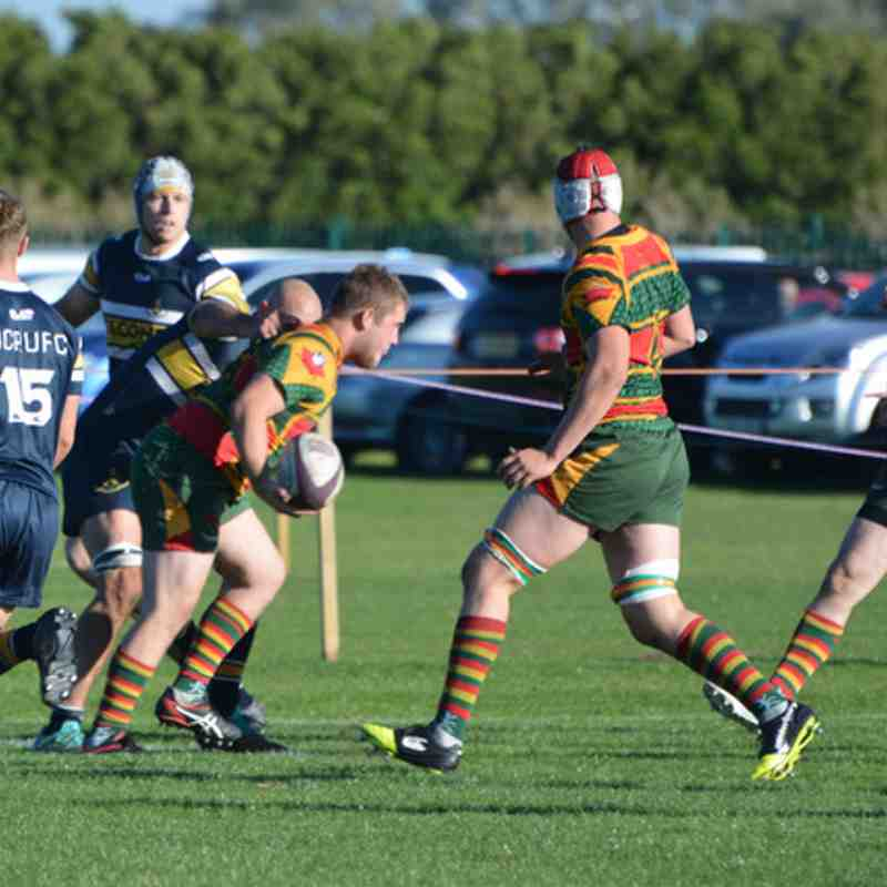 Selby 1st XV at Home v Old Crossleyans (29.09.18)