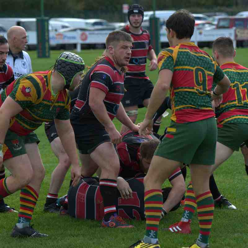 Selby 1st XV at Home v Hullensians (06.10.18)