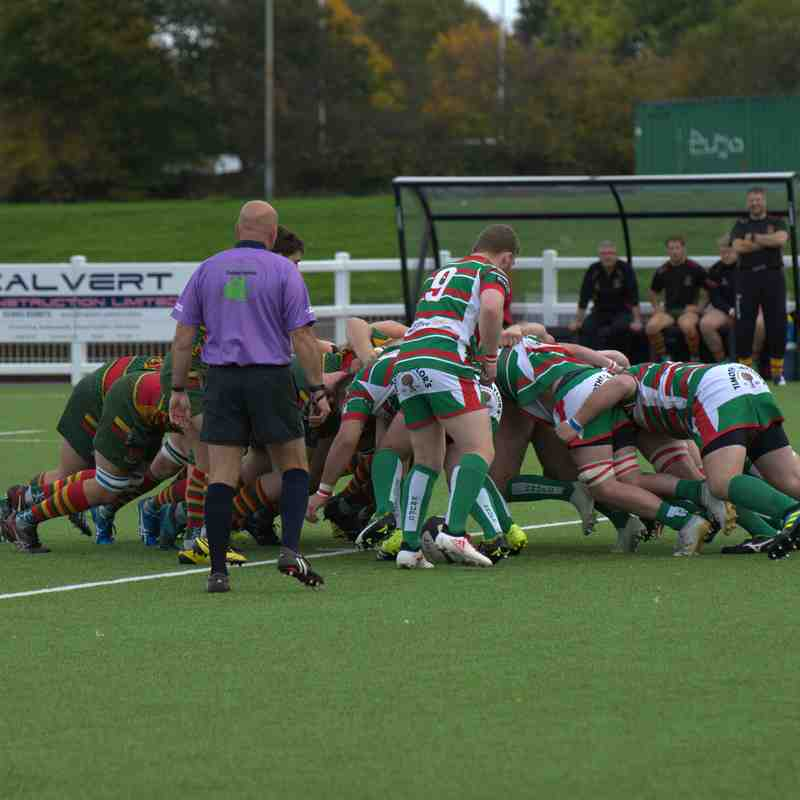 Selby 1st XV Away at Keighley (13.10.18)