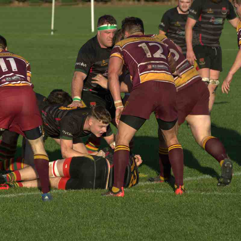 Selby 1st XV at Home v Middlesbrough (20.10.18)