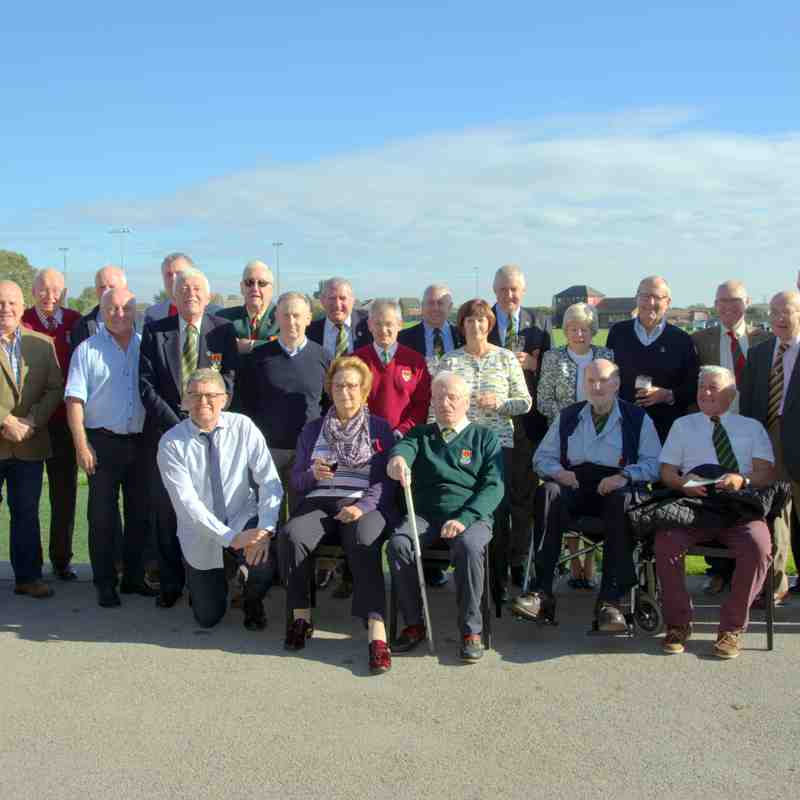 Vice Presidents and Honorary Life Members Lunch