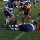 Pontefract RUFC 24 - 14 Selby RUFC