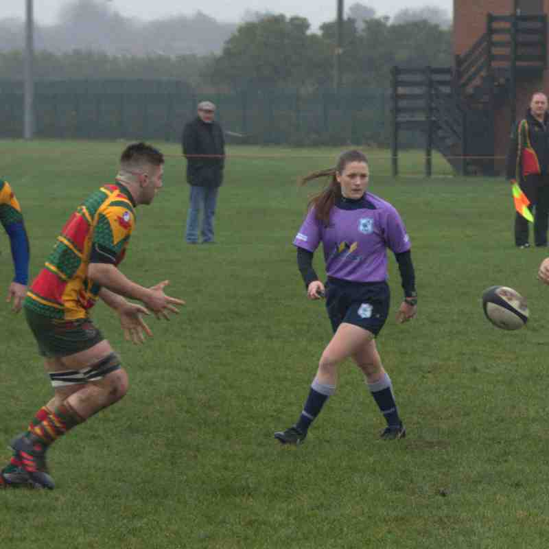 Selby 1st XV at Home v Old Rishworthians (01.12.18)