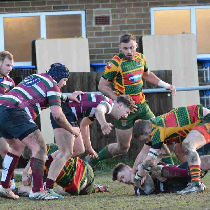 Selby 1st XV  Away v Moortown (09.03.19)