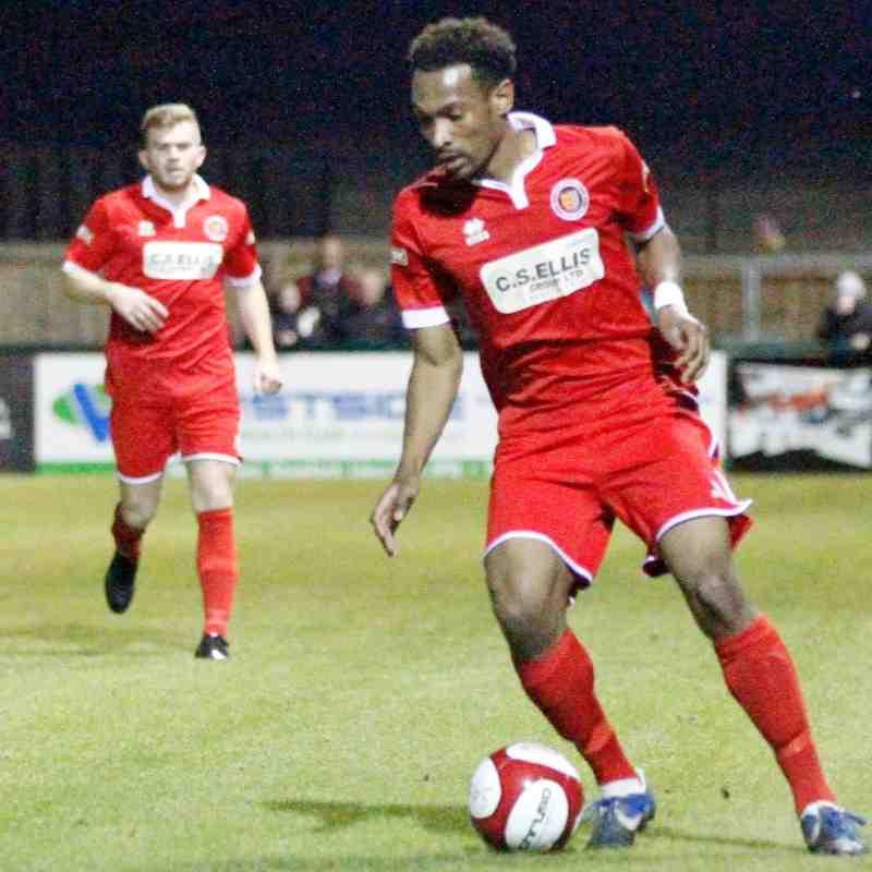 Ilkeston FC - 13th October - Photo's courtesy of Geoff Atton