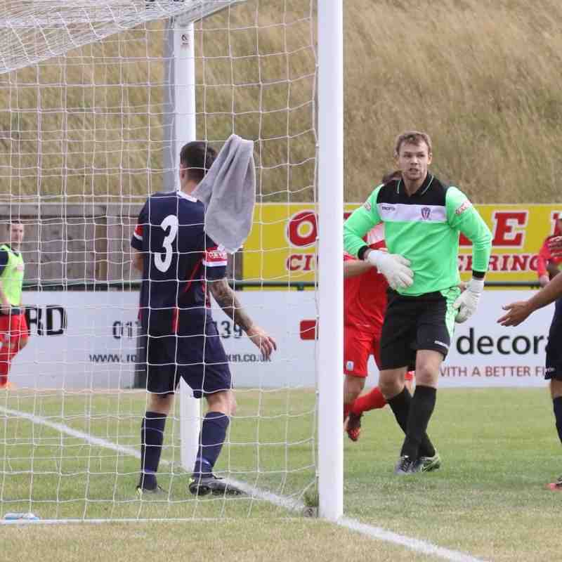 Witton Albion - 13th August.  Photo's courtesy of Geoff Atton