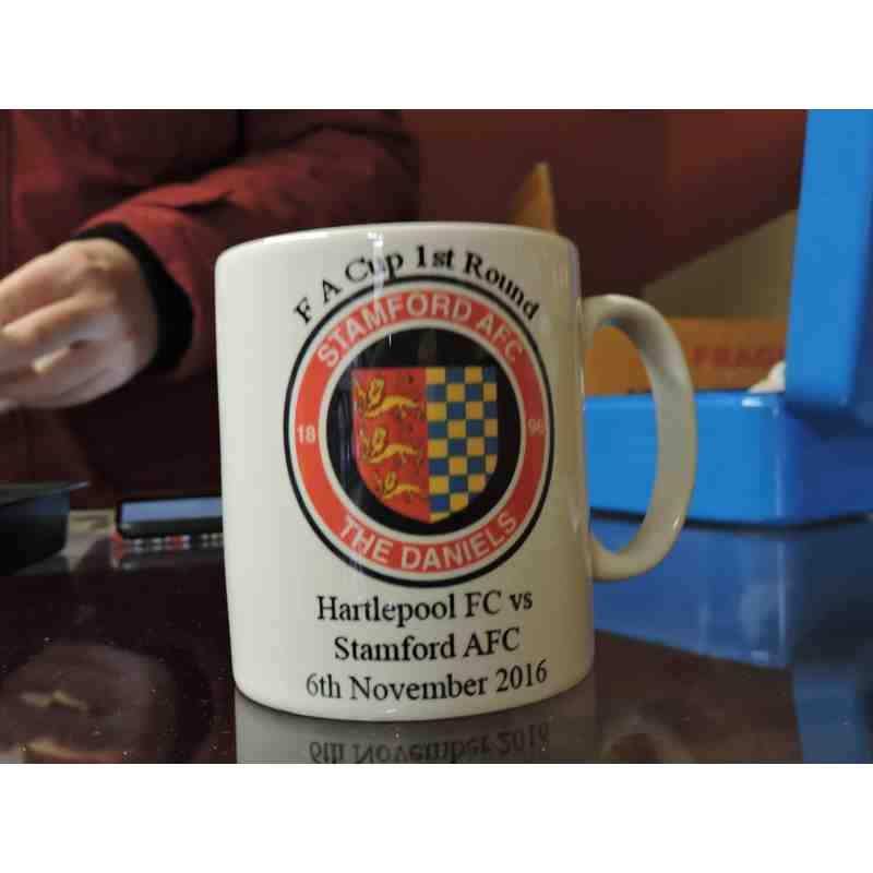 Hartlepool Mug
