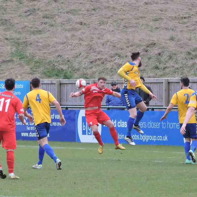 Stocksbridge Park Steels - 18th March