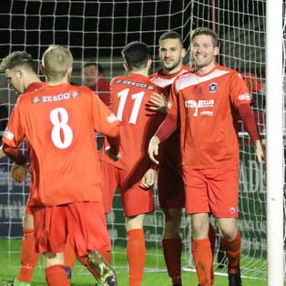 Stamford back to winning ways with a bang!