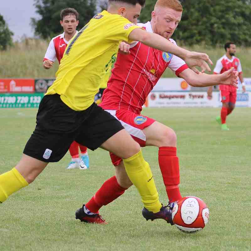 Kings Lynn Town 15th July - Photo's courtesy of Geoff Atton