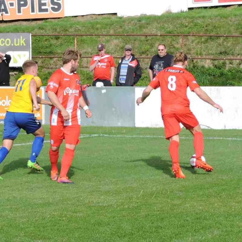 Stocksbridge Park Steels - 26th August