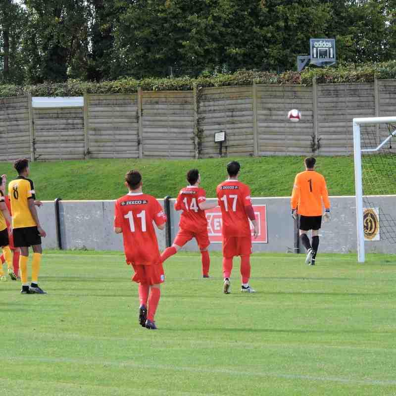 Loughborough Dynamo - 9th September 2017