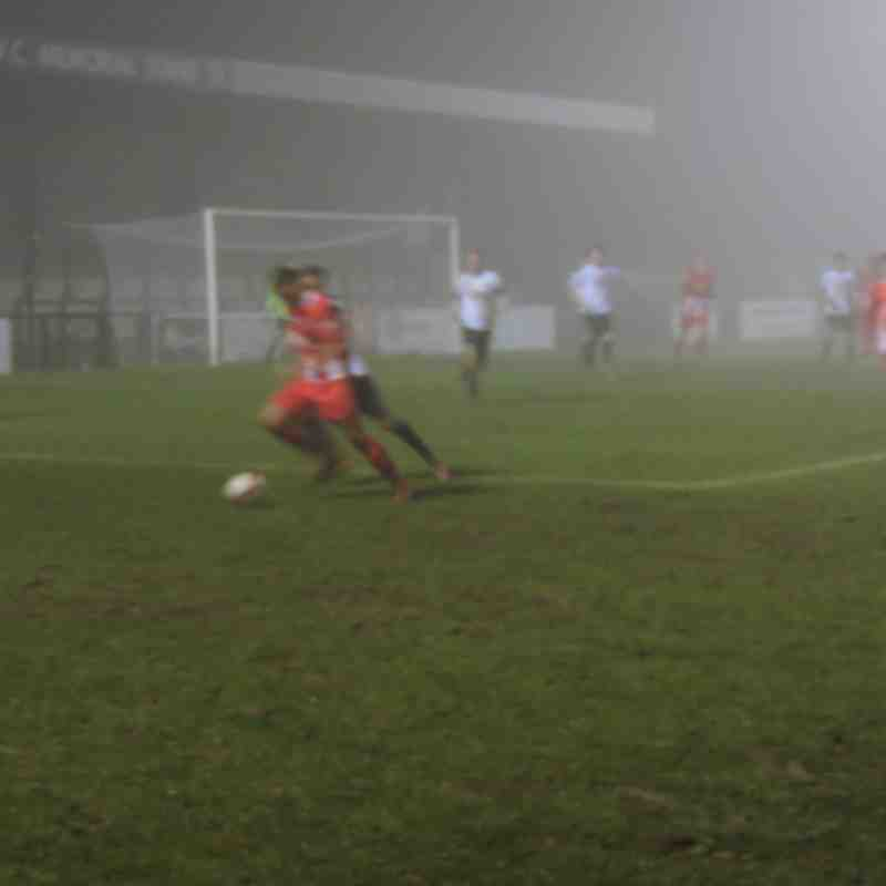 Corby Town - 11th April 2018