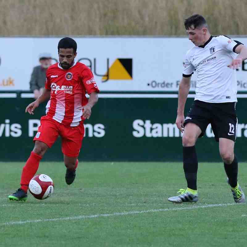 Corby Town - 17th July 2018 .  Photo's courtesy of Geoff Atton