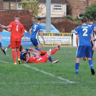 Daniels through to County Cup Final