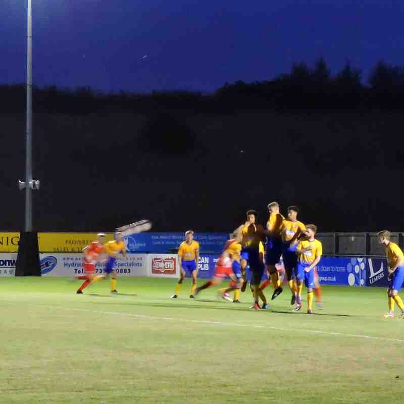 Mansfield Town - 7th August 2018