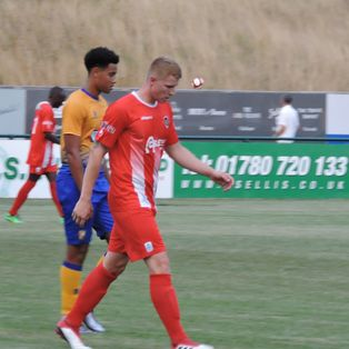 Solid display earns Stamford the victory against the Stags