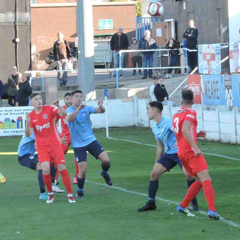 Ossett United - 29th September 2018