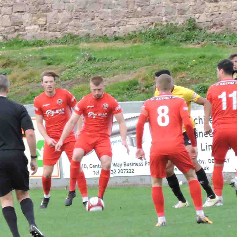 Belper Town - 13th October 2018
