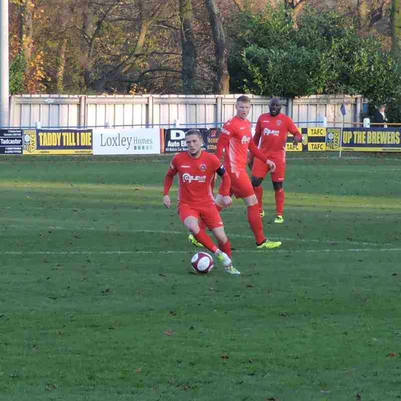 Tadcaster Albion - 17th November 2018