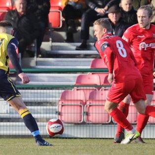 Goal-less Draw Frustrates Daniels