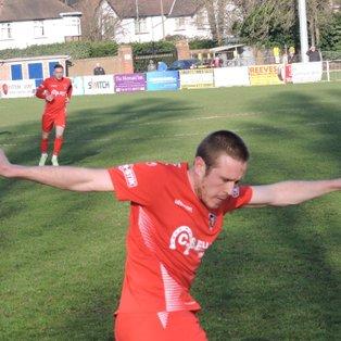 Last Gasp Goal Denies Daniels