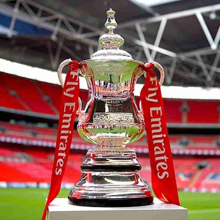 Emirates FA Cup  1st Qualifying Round