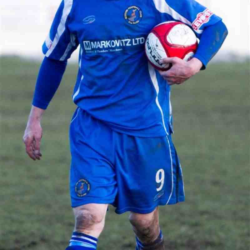 Buxton FC 6 - 2 Eastwood Town