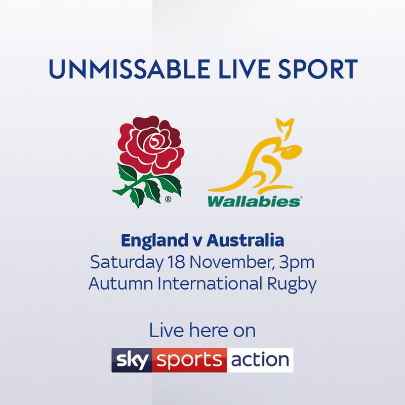 live sport this weekend
