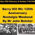 nostagia weekend and the old foe!!