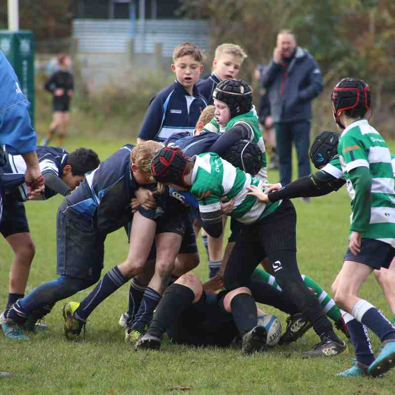 U12 Mini's V Corsairs 3rd December 2017