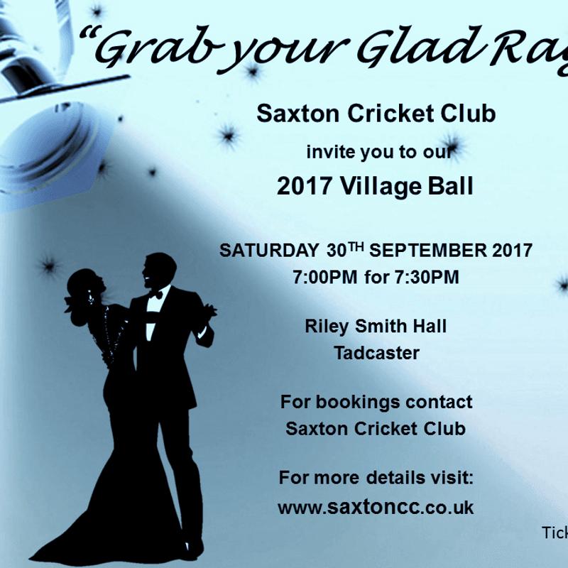 Saxton Village Ball